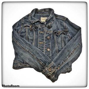 Cherokee Women's Large Denim Jacket